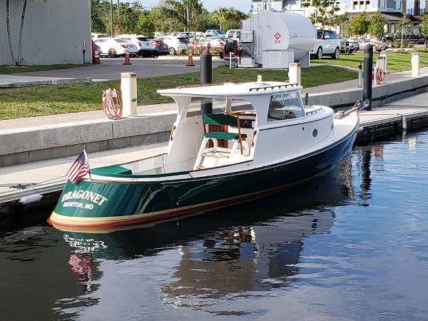 Custom 38 Draketail Launch Beautifully Built Custom 38