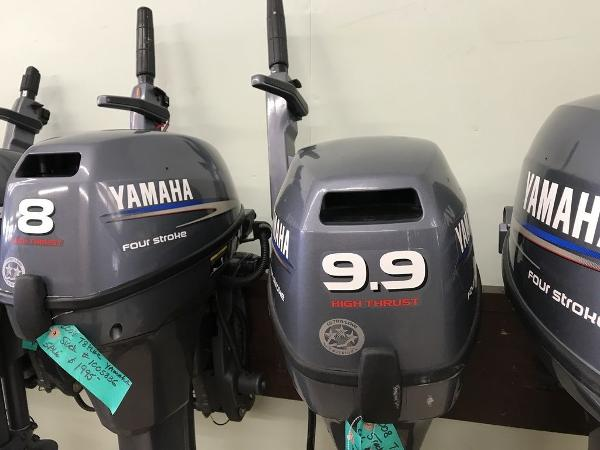 Yamaha Outboards T9.9ELH