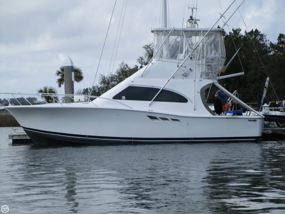 Luhrs 360 Convertible 2000 Luhrs 360 Convertible for sale in Savannah, GA