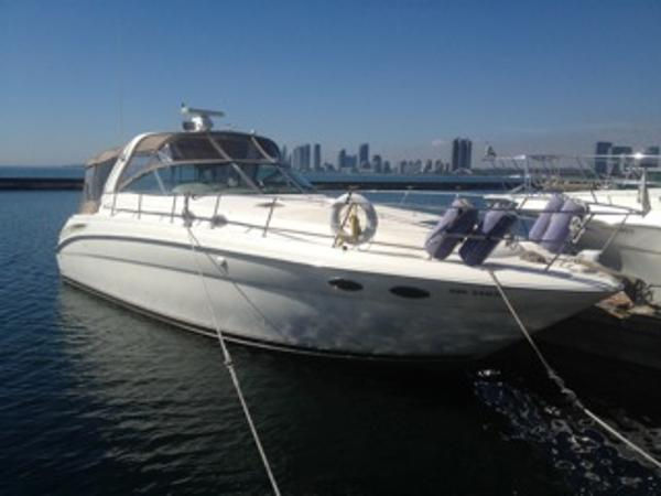 Sea Ray Searay  Sundancer 380