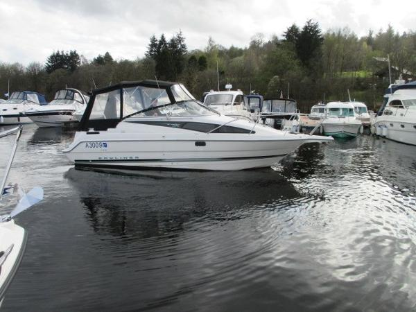 Bayliner 2655 Bayliner Ciera Sunbridge