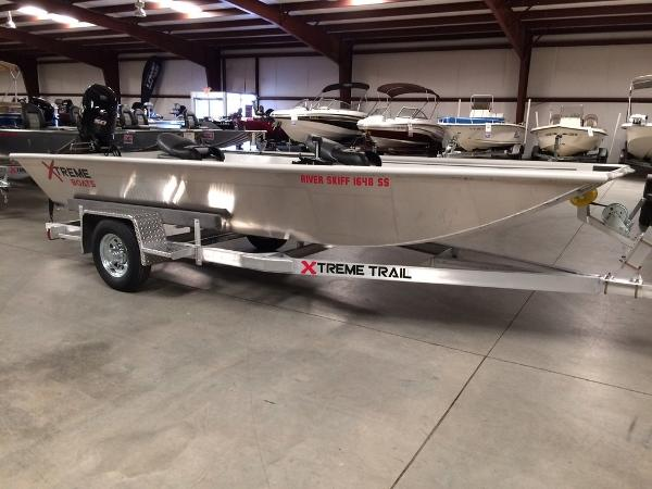 Xtreme RIVER SKIFF 1648 SS
