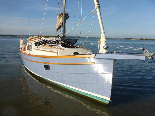 Swallow Yachts bay cruiser 26 Swallow Yachts Bay Cruiser 26