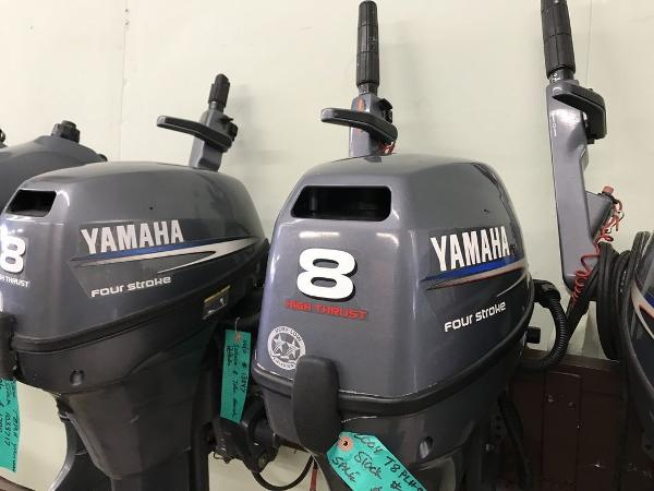 Yamaha Outboards T8PLHC