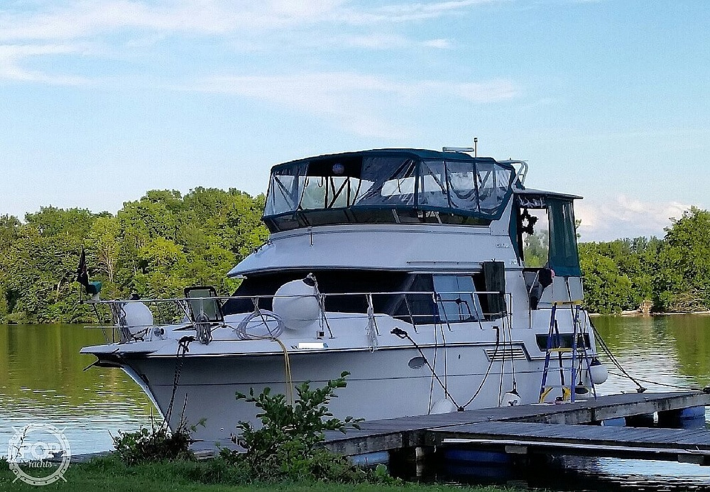 Carver 370 Aft Cabin Motoryacht 1993 Carver 370 Aft Cabin for sale in Schenectady, NY