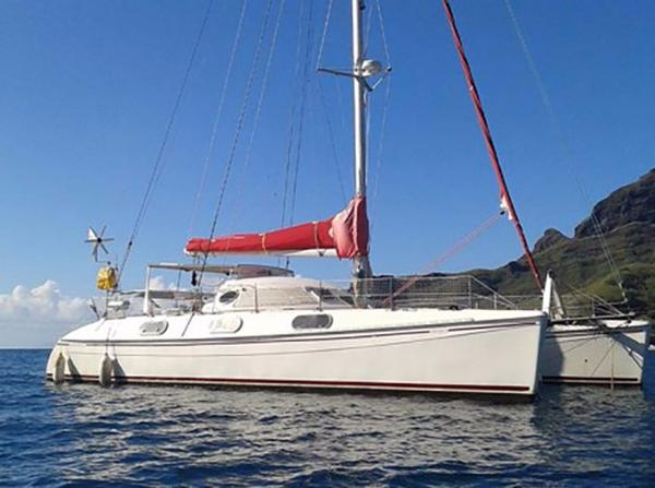 ATELIERS OUTREMER Outremer 45 Outremer45 2001 for sale in French Polynesia