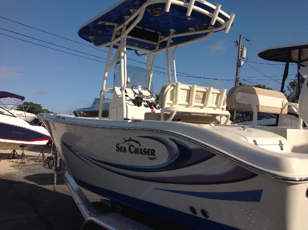 Sea Chaser 22 Pro HFC