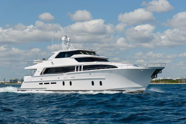 Cheoy Lee Pilothouse Motoryacht Profile