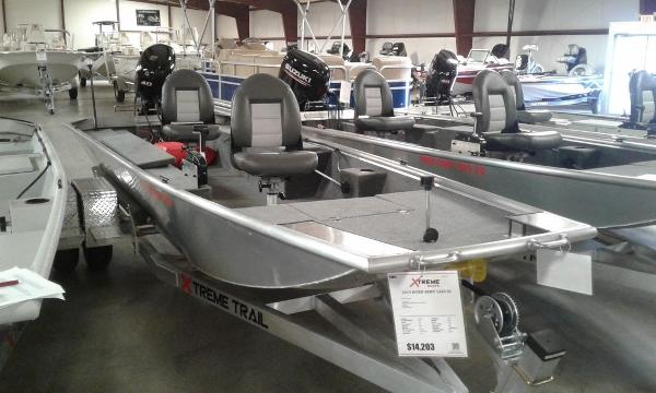 Xtreme RIVER SKIFF 1645 SS