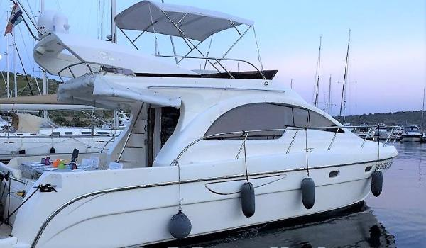 Intermare 43 Flybridge
