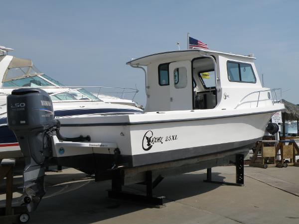 C-hawk Boats 25 XL