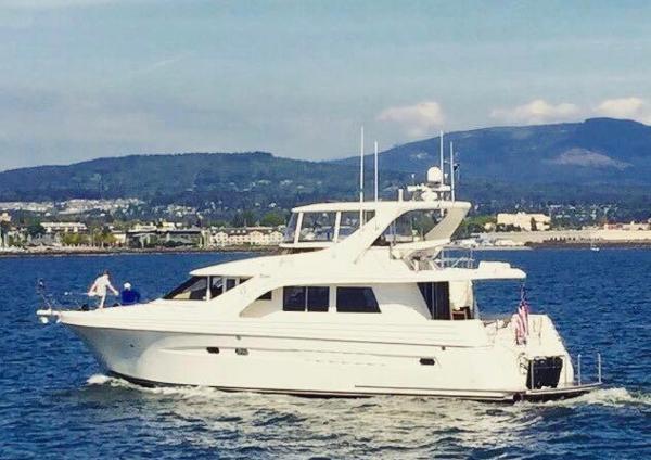 Ocean Alexander 630 Motoryacht RAVEN Profile