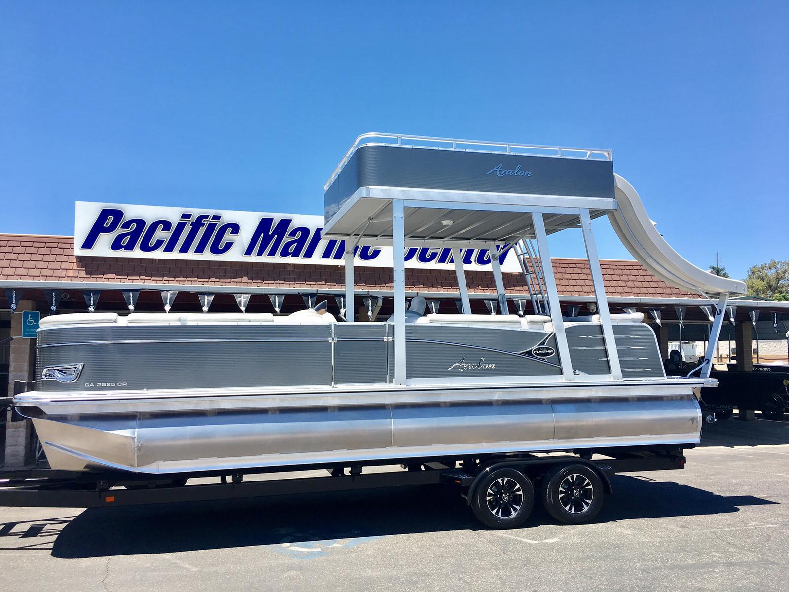 Avalon GS Cruise II 21'