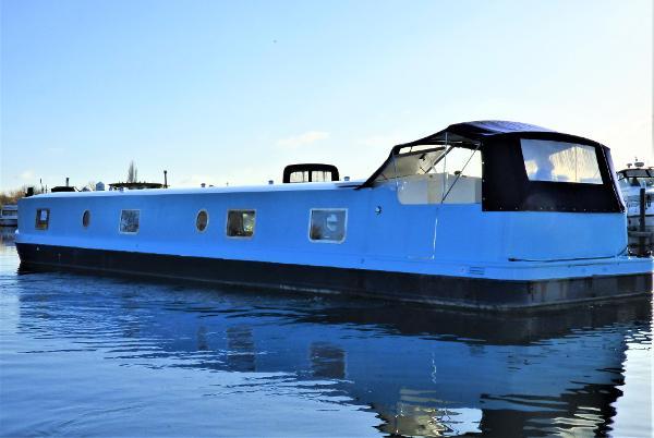 Wide Beam Narrowboat Collingwood  65 x 12