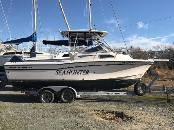 Grady-White 226 Seafarer 22' Grady White 1998 'Sea Hunter'