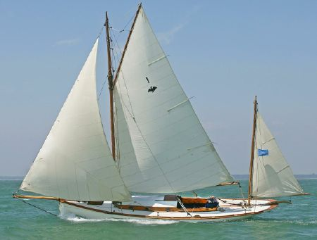 1911 Classic Luke gaff yawl, Cowes United Kingdom - boats com