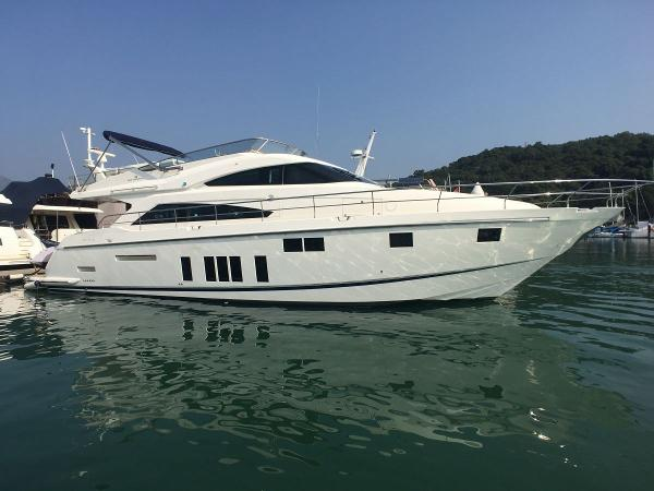 Fairline Squadron 65 Fairline Squadron 65 Profile