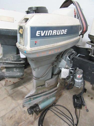 Evinrude E50TLCUD