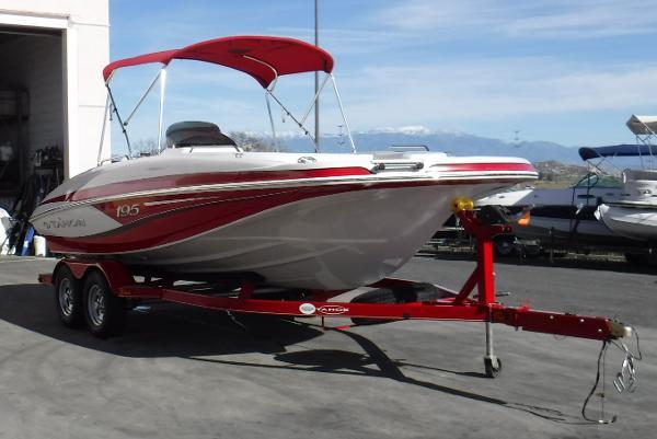 Tracker Tahoe 195