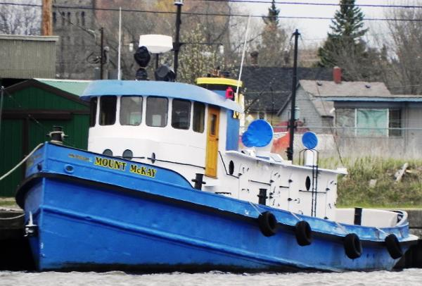 Cowles Tugboat