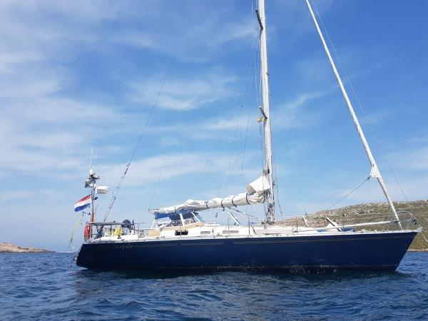 Spirit Yachts 41 Spirit 41 (1996) in Spain