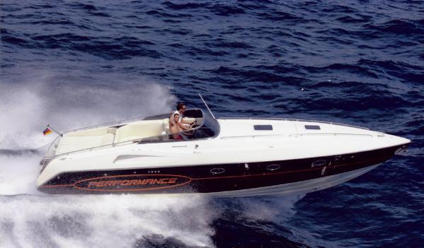 Performance 1107 Full Option boat Fast and tough but also super sporty