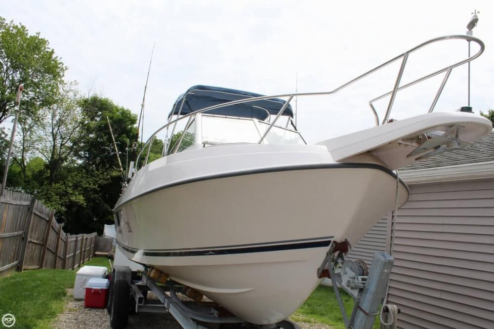 Aquasport 210 Explorer 1993 Aquasport 210 Explorer for sale in Millbury, MA