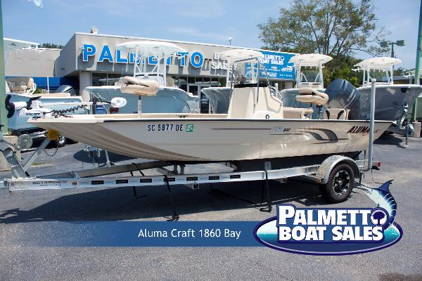 Alumacraft 1860 Bay