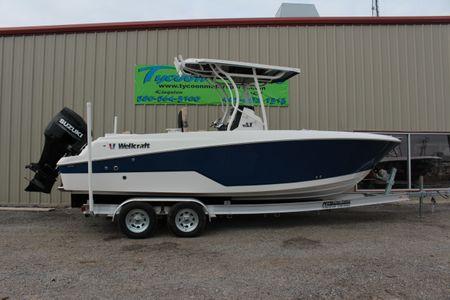 2019 Wellcraft 242 Fisherman, Kingston Oklahoma - boats com
