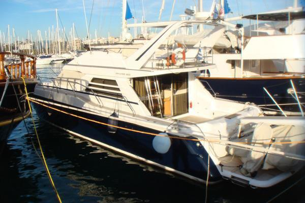 Princess 560 Flybridge