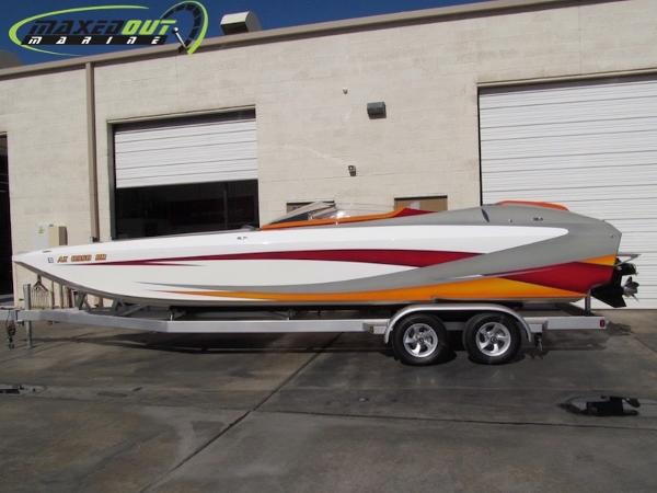 Daves Custom Boats F26