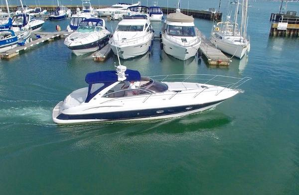 Sunseeker Superhawk 34 Sunseeker Superhawk 34 (Actual Vessel)
