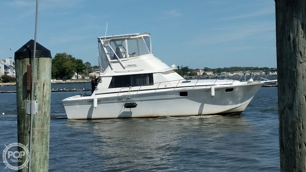 Silverton 37 Convertible 1980 Silverton 37C for sale in Chesapeake Beach, MD