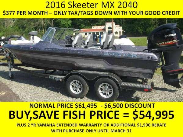 Skeeter MX 2040