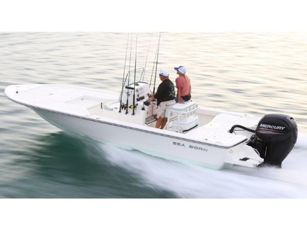 Sea Born FX22 Bay