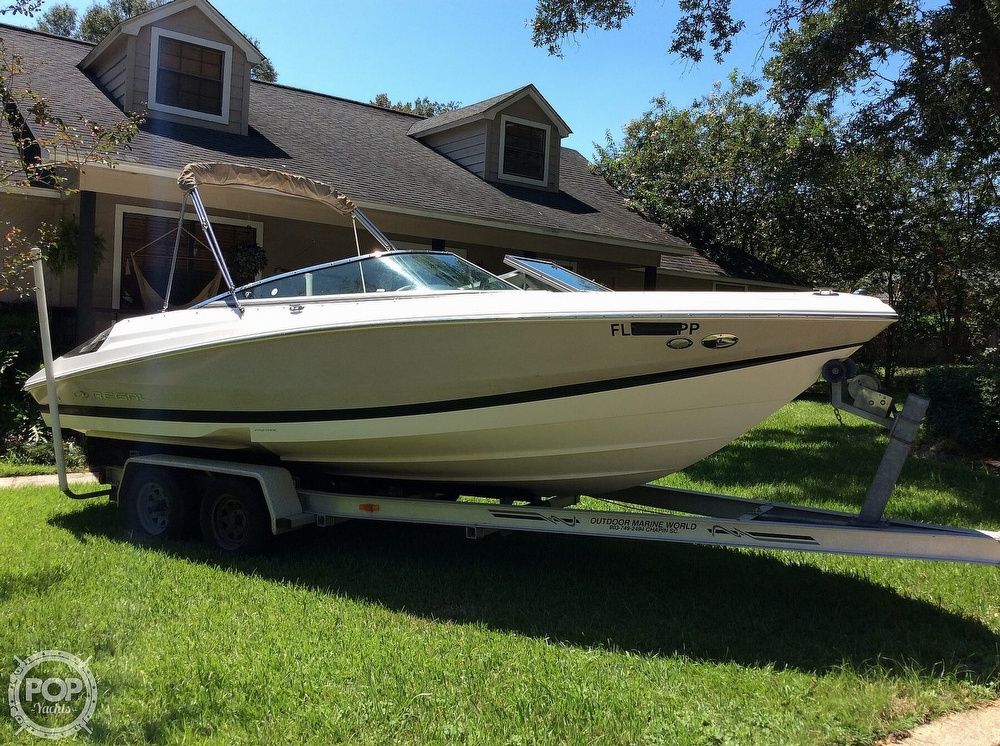 Regal 2200 Fas Trac 2006 Regal 2200 Fastrac for sale in Cantonment, FL