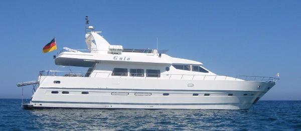 Symbol Yachts 82  Motoryacht