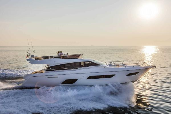 Ferretti Yachts 550 Ferretti 550