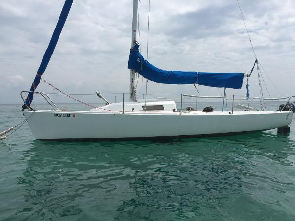 J Boats J/80 Port profile