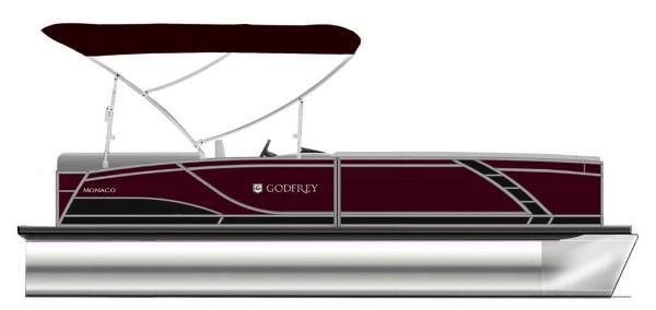 Godfrey Monaco 215 C GTP 27 in.