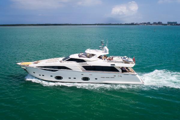 "Custom Line Motoryacht 100 100' 2012 Ferretti Custom Line ""Amore Mio"""