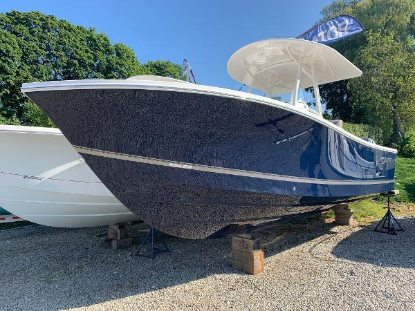 Regulator 25 For Sale 25 Regulator Four Stroke Powered Ocean House Marina