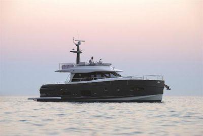Azimut Magellano 53 Azimut Yachts France Magellano 53 SISTER BOAT