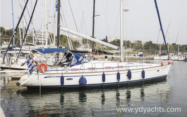 Bavaria 50 Cruiser owners version