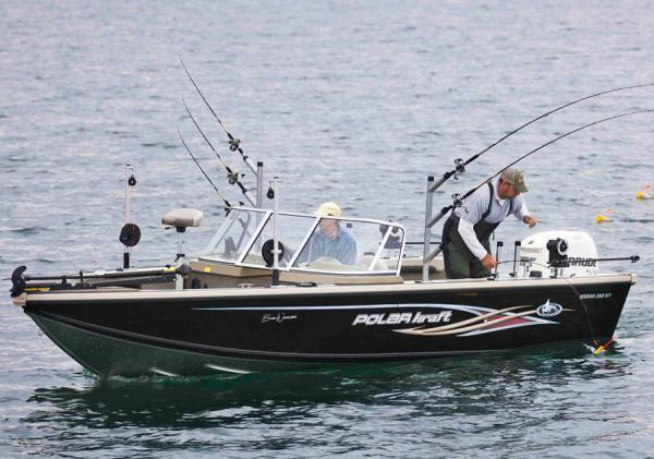 Polar Kraft Kodiak 200 Pro WT Manufacturer Provided Image: Manufacturer Provided Image