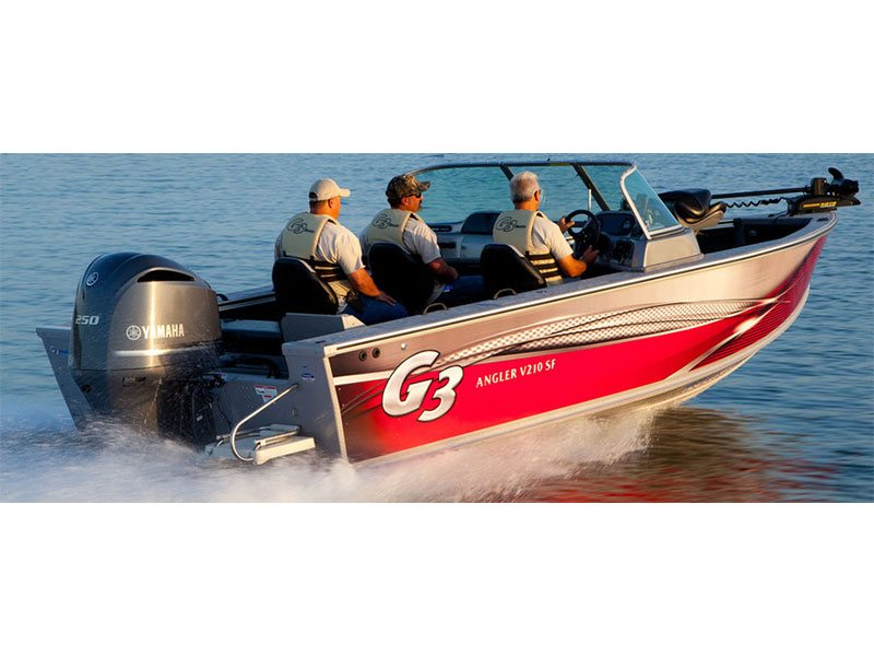 G3 BOATS Angler V210 SF