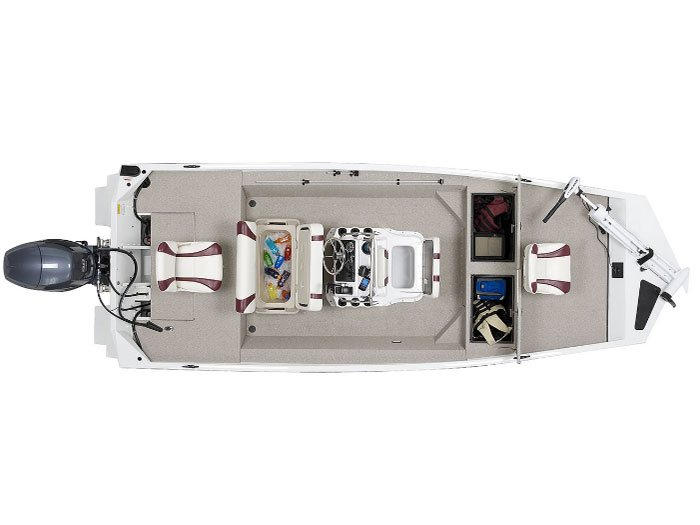 G3 BOATS Prop Tunnel 1860 CCT DLX