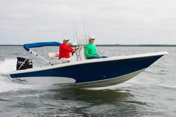 Sea Chaser 19 Sea Skiff Manufacturer Provided Image