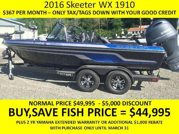 Skeeter WX 1910