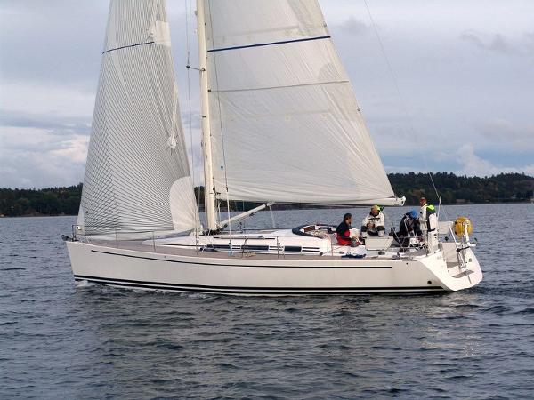 Arcona 460 Arcona 460 sailing